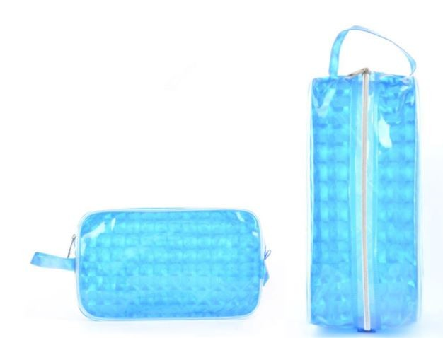 Reusable Beach Wash Bags Waterproof Beach Organizer Pouch For Swimming Suits and Belongings