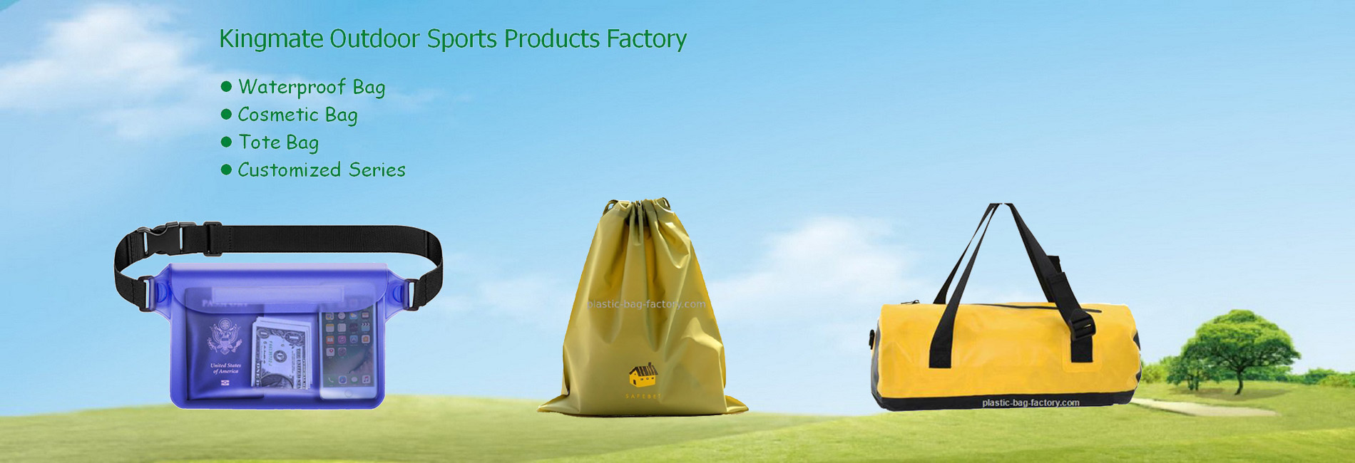 Plastic bag manufacturer from China
