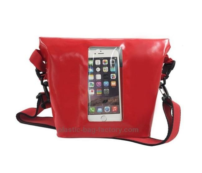 1000D Tarpaulin PVC Waterproof Cross-Body Shoulder Bag
