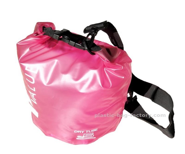 5L PVC Waterproof Dry Tube Bags Light-weight Outdoor Travel Waterproof Dry Backpacks Bags