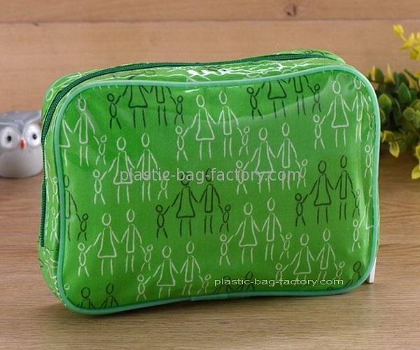 Water-Resistant Durable PVC-Coted Fabrics First Aid Kit Pouches Water-proof Travel Kit Pouch