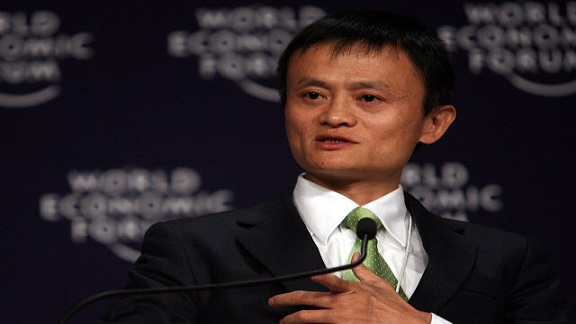 Alibaba's Jack Ma sells $9.6B worth of shares, stake dips to 4.8%
